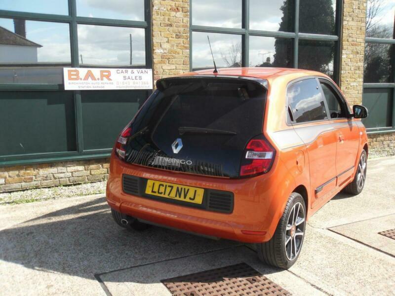 2017 Renault Twingo 0.9 TCE Dynamique S 5dr [Start Stop] HATCHBACK Petrol Manual