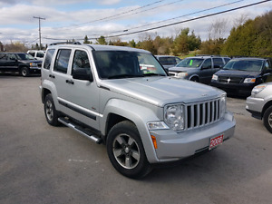 2008 jeep liberty 4x4  145 k certified etested pattersonauto.ca Belleville Belleville Area image 6