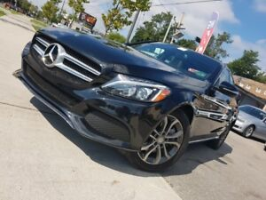 2015 Mercedes-Benz C-Class 4dr Sdn C300 4MATIC LOW KM