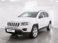 2013 JEEP COMPASS 2.2 CRD Limited Station Wagon 4x4 5dr