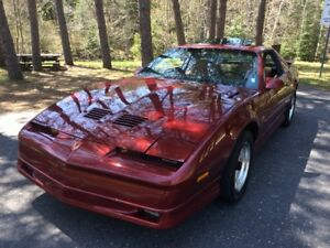 1988  Pontiac Trans Am GTA   (Best offer)