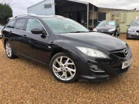 2011Mazda Mazda6 Takuya 2.2D 163ps Warranty & Delivery available Px welcome