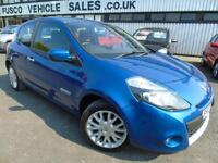 2010 Renault Clio 1.2 16v Dynamique Tom Tom - Blue - Platinum Warranty!