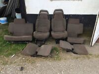 LANDROVER discovery seats/interior/glass etc for sale