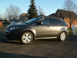 2008 Subaru Tribeca Limited: Yes Only 118Kms,AWD,Fully Loaded!!