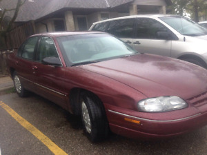 '96 Chevy Lumina - great condition
