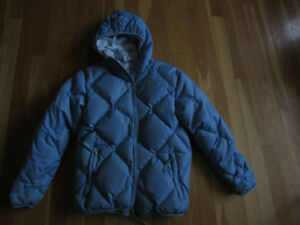 Girls North Face Winter Jacket, size 10/12