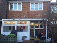 LARGE 2 BED HOUSE SE LONDON FOR SAME KENT OR NORFOLK