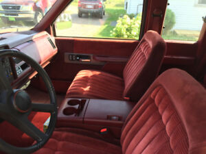 1991 GMC Sierra 2500 Series