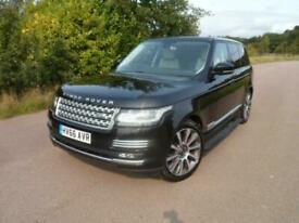 Land Rover Range Rover 3.0TDV6 (258bhp) 4X4 Vogue SE (s/s) Station Wagon 5d 2993