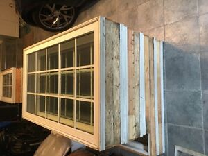Vinyl Clad Insulglass Window Units