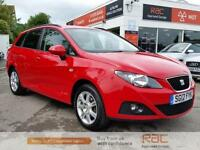 SEAT IBIZA CR TDI S COPA 2012 Diesel Manual in Red