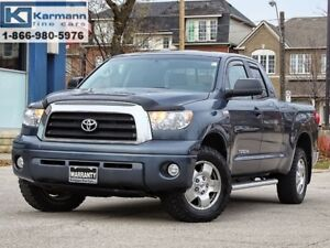 2009 Toyota Tundra SR5|4WD|Double Cab|One Owner|Accident Free|Lo