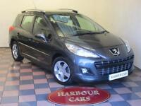 2013 Peugeot 207 1.6 Hdi Sw Active, 26,000 Miles, £20 Road Tax