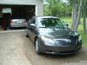 2009 Toyota Camry Sedan, never smoked in, no accidents, new car