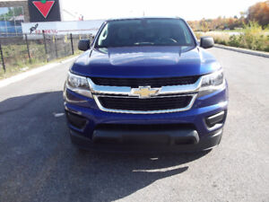 2015 Chevrolet Colorado 4x2 extend cab Pickup Truck