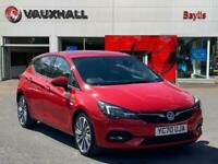 2020 Vauxhall Astra 1.2 Turbo 145 SRi VX-Line Nav 5dr Hatchback Petrol Manual