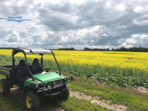 Looking to Buy/Rent Farmland in the Onoway area