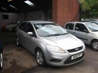 2011 Ford Focus 1.6TDCi ( 110ps ) DPF Style 50,340 Miles