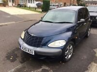Chrysler pt cruiser limited edition