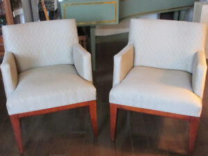 Upholstered Occasional Chairs (price per chair)
