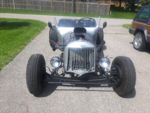 FOR SALE 1923 FORD T BUCKET RAT ROD