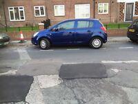 Vauxhall Corsa 2008 1.3 diesel £30a year road tax