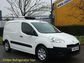 2014/ 14 Peugeot Partner 1.6HDi 625 SE L1 [ Fridge Chiller ] van