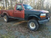 1995 Ford F-150 Woods Truck