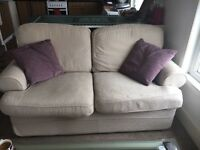 Sofa free to collect. Gulval