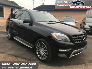 2013 Mercedes Benz M-Class ML350 BLUETEC..ONE OWNER....MINT!!!
