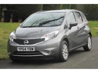 Nissan Note 1.2 ( 80ps ) ( Style Pack ) 2014 Acenta (One Owner From New)