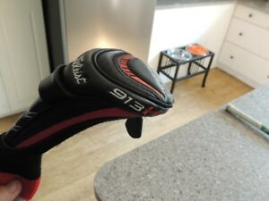 LH titleist 913 H 17 and 19 degree hybrids ( 2 and 3 hybrid )