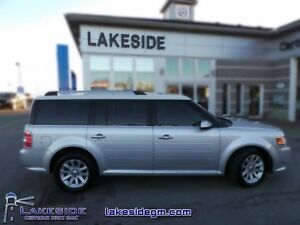 2012 Ford Flex SEL  - one owner - local - trade-in - Certified