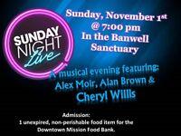 Sunday Night Live!