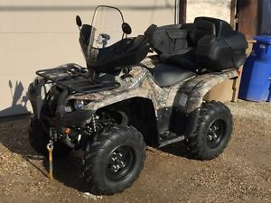 2014 Yamaha Grizzly 550 (power steering) Camo model