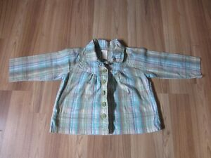 "GIRLS ""JOE"" JACKET - SIZE 10/12 - LIKE NEW!"
