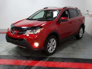 2015 Toyota Rav4 Limited   - NAVIGATION - Sunroof - Bucket Seats