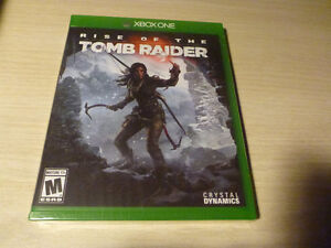 Rise of the Tomb Raider (sealed)