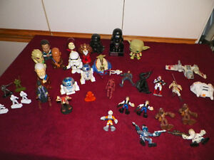 Star Wars Action Figures and other Collectables