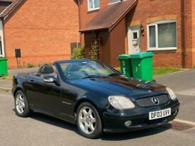 image for 2003 Mercedes Benz SLK230 Auto..One owner..Low miles.Drives great.Convertible