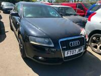 Audi A6 S line 2005 starts and drives juddery wheel 127k spares or repairs