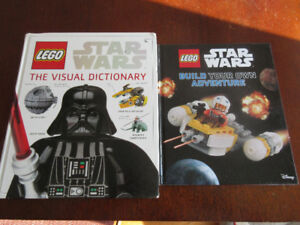 STARS WARS - Visual Dictionary & Build your own adventure