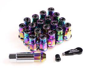 Lug nut nu00E9o-chrome 12x1.25 et 12x1.5