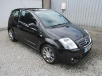 2009 Citroen C2 1.6i 16V VTS 3dr 3 door Hatchback