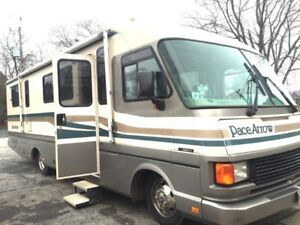 Motorhome For Sale... Certified with Low km's!