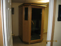 Infrared Royal Sauna for 2 persons