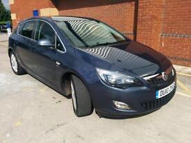 Vauxhall Astra 2.0 CDTi SRi. WARRANTY. CLIMATE. CRUISE. ALLOYS. CD/AUX. EW&M.