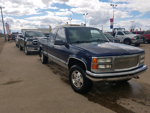 1998 Chevy pickup trades