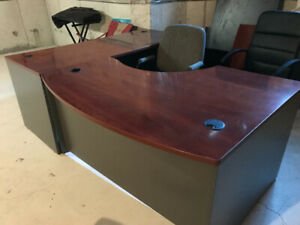Used Office Desk In Good Condition